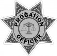 Probation Officer Decals