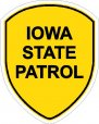 Iowa State Patrol Decals