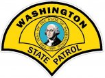 Washington State Patrol Decals