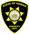 Hawaii Police Decals