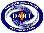 Disaster Assistance Team Decals
