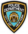 New York Police Decals